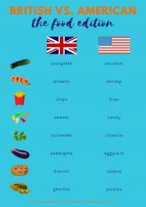 brits amerikaans eten