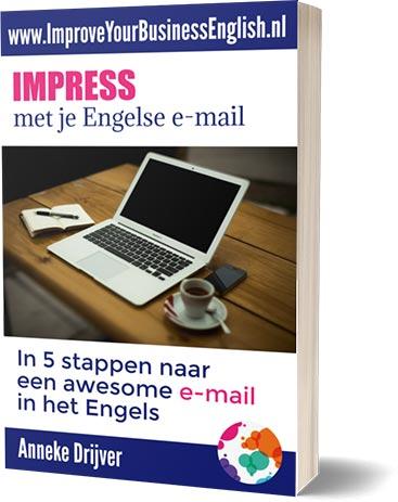 IMPRESS met je Engelse e-mail