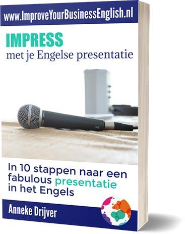 IMPRESS met je Engelse presentatie