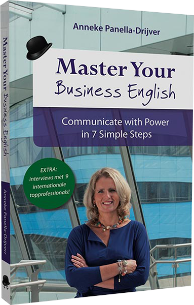 Boek Master Your Business English