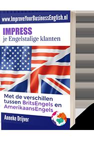 Impress je engelstalige klanten