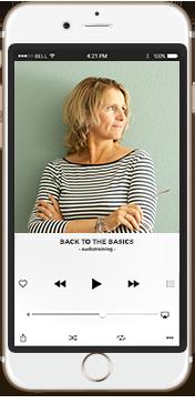 Back to the Basics - iPhone